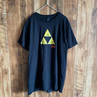 ニンテンドウ(任天堂)の【OLD】ゼルダの伝説 NINTENDO ZELDA T-SHIRT (Tシャツ/カットソー(半袖/袖なし))