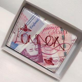 ヴィヴィアンウエストウッド(Vivienne Westwood)の新品 Vivienne Westwood パスケース(パスケース/IDカードホルダー)