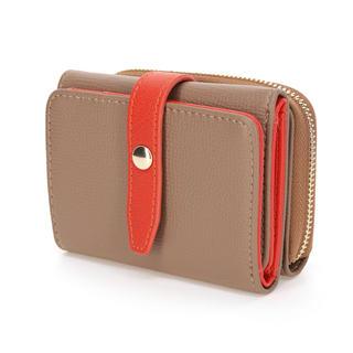 シマムラ(しまむら)のMUMU 配色ミニ財布 コラボ しまむら 財布 完売(財布)