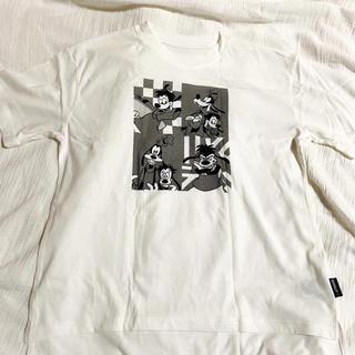 ディズニー スピンズ Tシャツ ディズニーストア グーフィー マックス