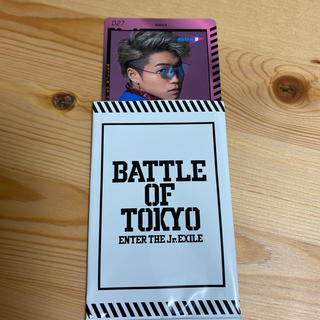 エグザイル トライブ(EXILE TRIBE)のBOTカード(ミュージシャン)