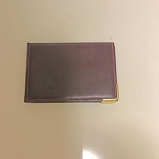 パテックフィリップ(PATEK PHILIPPE)のパテックフィリップカードケース(名刺入れ/定期入れ)