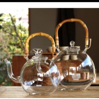 ヤエカ(YAECA)のYAECA ガラス ティーポット Sサイズ 小(食器)