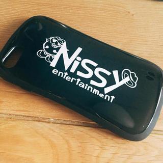 トリプルエー(AAA)のNissy   ハンドメイド iPhone7 ケース(iPhoneケース)