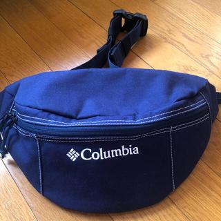 コロンビア(Columbia)のコロンビア ウエストバッグ ネイビー(ショルダーバッグ)