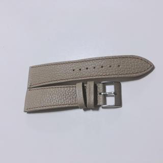 セイコー(SEIKO)のイギリスブランドGeckota トップグレーン腕時計ストラップ(レザーベルト)