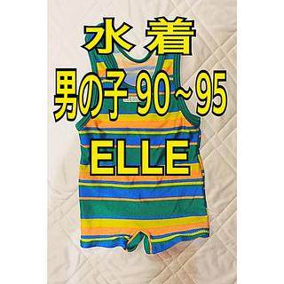 エル(ELLE)の夏物 水着 男の子 サイズ90〜95 ELLE(水着)