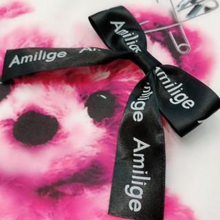 アンクルージュ(Ank Rouge)の最終値下げ!Amilige ノベルティ 🎀リボン🎀(バレッタ/ヘアクリップ)