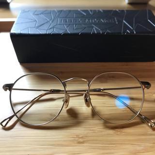 イッセイミヤケ(ISSEY MIYAKE)のイッセイミヤケ 金子眼鏡 PANT-Ⅲ(サングラス/メガネ)