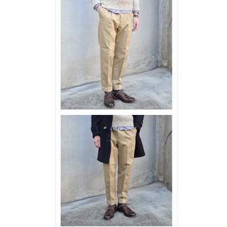 サイ(Scye)のscye basics 1tuck chino trousers(チノパン)
