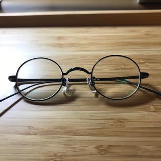 金子眼鏡 井戸多美夫 T455 マットブラック(サングラス/メガネ)