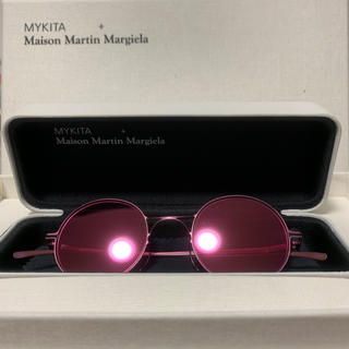マルタンマルジェラ(Maison Martin Margiela)のking gnu 常田さん着用 mykita × margiela サングラス(サングラス/メガネ)