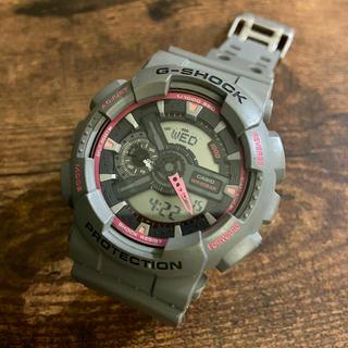ジーショック(G-SHOCK)のG-SHOCK / GA-110TS-8A4JF(腕時計(デジタル))