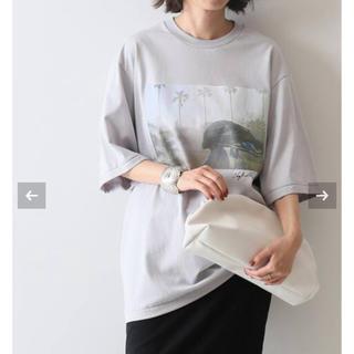 フレームワーク(FRAMeWORK)の【JOHN MASON SMITH】 別注フォトTシャツ(Tシャツ/カットソー(半袖/袖なし))