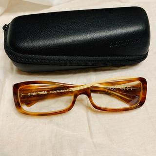 アランミクリ(alanmikli)のアランミクリ 眼鏡 alain mikli A0815-15(サングラス/メガネ)