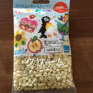 カワダ(Kawada)のクリーム 1袋 パーラービーズ カワダ(各種パーツ)
