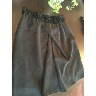 ガリャルダガランテ(GALLARDA GALANTE)のガリャルダスカート美品(ひざ丈スカート)