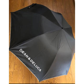 ディーンアンドデルーカ(DEAN & DELUCA)の☆ラスト1点☆【新品】DEAN&DELUCA 折りたたみ傘*海外限定(傘)