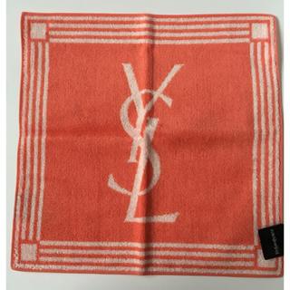 イヴサンローランボーテ(Yves Saint Laurent Beaute)の24  イヴサンローラン タオルハンカチ(ハンカチ)