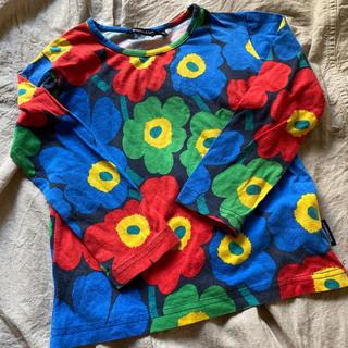 マリメッコ(marimekko)のmarimekko カットソー(Tシャツ/カットソー)