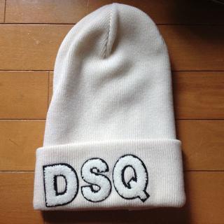 ディースクエアード(DSQUARED2)のdsquared2 ニットキャップ(ニット帽/ビーニー)