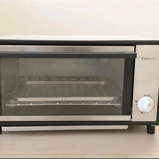 フランフラン(Francfranc)のFrancFranc フランフラン オーブントースター(調理機器)