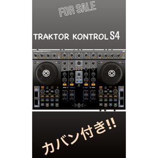 TRAKTOR KONTROL S4 (Native Instruments)(DJコントローラー)