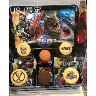 ユニバーサルスタジオジャパン(USJ)の新品未使用 USJ限定 アソートクッキー ユニバーサル(菓子/デザート)