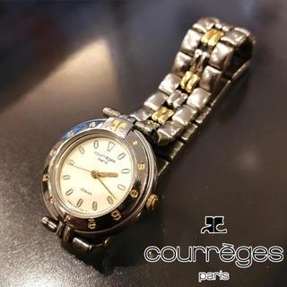 クレージュ(Courreges)の高級 COURRAGES クレージュ PARIS 時計(腕時計)
