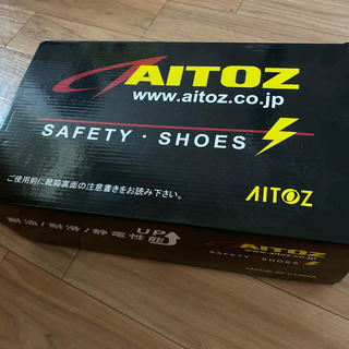 アイトス(AITOZ)のセーフティーシューズ 30cm(その他)