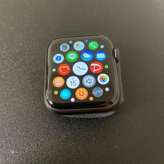 アップル(Apple)のNOA様専用アップルウォッチ4 (腕時計(デジタル))