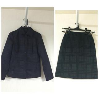 バーバリー(BURBERRY)の美品バーバリーロンドン スーツ(スーツ)