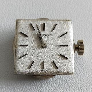 インターナショナルウォッチカンパニー(IWC)のインターナショナル 自動巻ムーブメント(腕時計(アナログ))