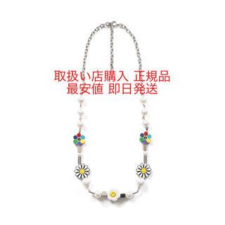 オフホワイト(OFF-WHITE)の新作 SALUTE Flower anarchy necklace ネックレス(ネックレス)