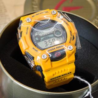 ジーショック(G-SHOCK)の【新品未使用】G-SHOCK GW-7900CD-9 イエロー (腕時計(デジタル))