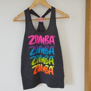 ズンバ(Zumba)のZUMBA ズンバウェア タンクトップ(ダンス/バレエ)