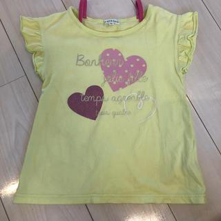 サンカンシオン(3can4on)の半袖Tシャツ(Tシャツ/カットソー)