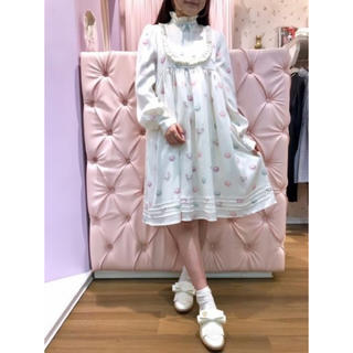 シロップ(syrup.)のRose marie seoir fantastic doll ロングワンピース(ひざ丈ワンピース)