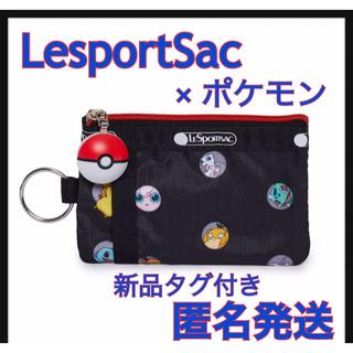 レスポートサック(LeSportsac)の【LesportSac】 レスポートサック ポケモン ID カードケース(パスケース/IDカードホルダー)