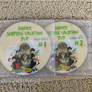 シャイニー(SHINee)のSHINee DVD SURPRISE VACATION(その他)