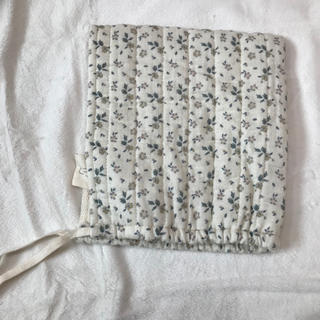 Bonpoint - liilu 花柄ボンネット