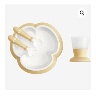 ベビービョルン(BABYBJORN)のベビービョルン  離乳食  お皿 セット(離乳食器セット)