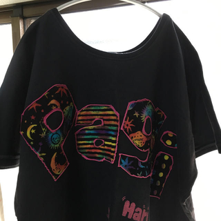 EL RODEO - エルロデオ   ビッグTシャツ