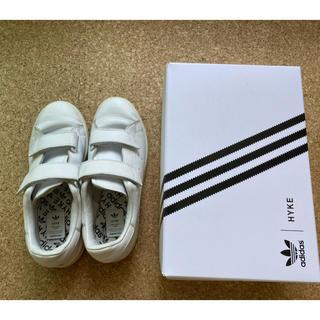 アディダス(adidas)のアディダス ハイク コラボ スニーカー ベルクロ(スニーカー)
