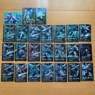ジェイアール(JR)のシンカリオン プラスチックカード 24枚(カード)