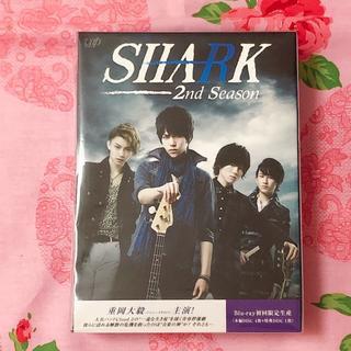 ジャニーズウエスト(ジャニーズWEST)の【美品】SHARK~2nd Season~ 初回限定生産 豪華版 Blu-ray(TVドラマ)