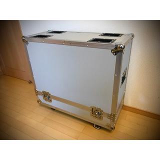 ギターアンプ ハードケース ツアーケース 212 VOX AC30 シルバー(ギターアンプ)
