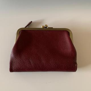 ツチヤカバンセイゾウジョ(土屋鞄製造所)の財布 二折がま口財布(財布)