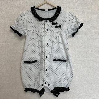 シマムラ(しまむら)のバースデー 半袖80(カバーオール)