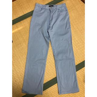 アクアブルー(Aqua blue)のAqua Blue パンツ(カジュアルパンツ)